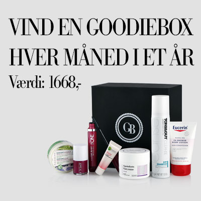 GOODIEBOX konkurrence